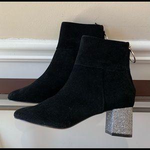 H&M Black Ankle Boots.